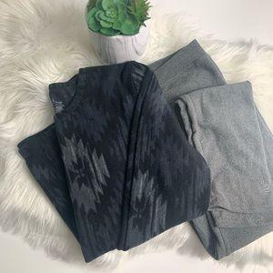 Cuddldud M/L outfit set